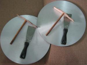 Jual Loyang Crepes Aluminium - Loyal Crepes